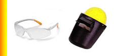 อุปกรณ์ป้องกันดวงตา เเว่นเซฟตี้